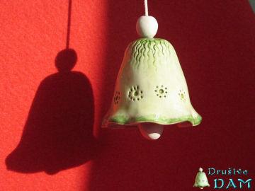 Zvonček - simbol Društva DAM
